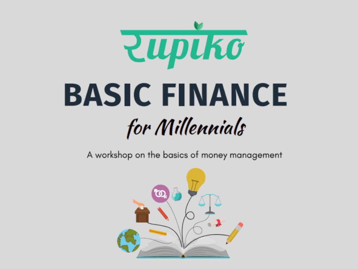 Basic Finance for Millennials – Mumbai Edition