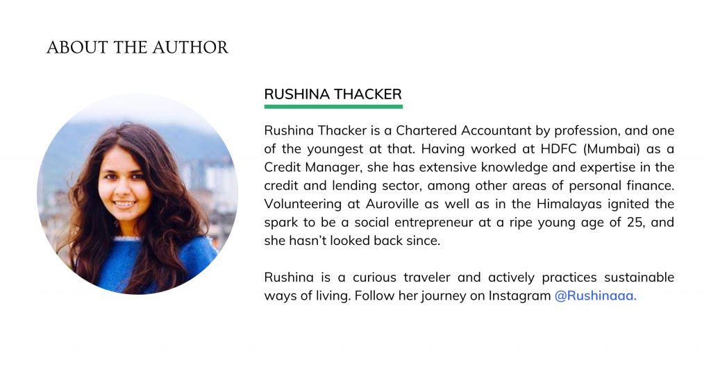 Rushina Thacker