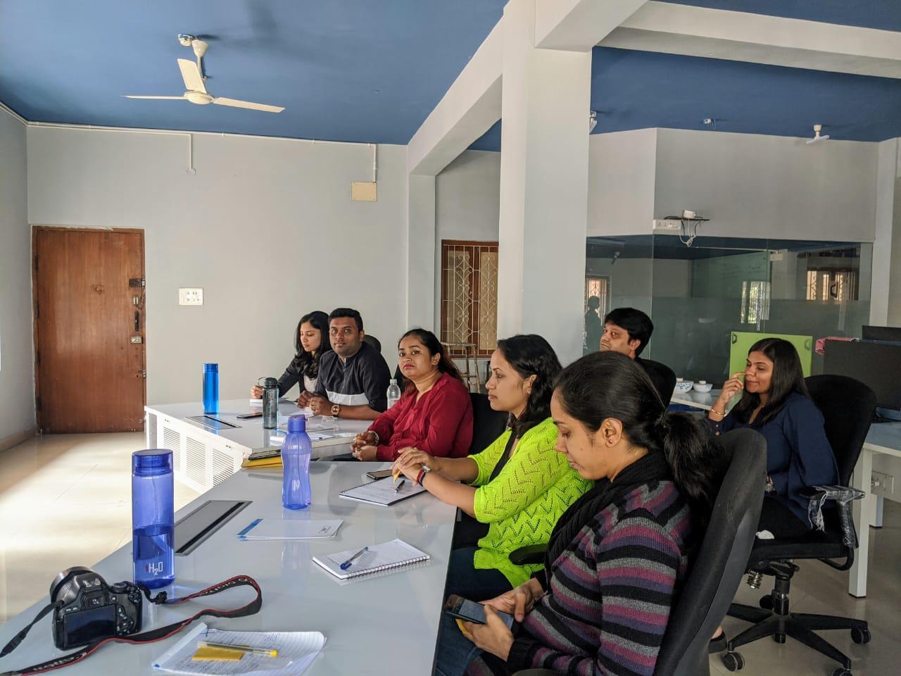 Bangalore Session 2 November