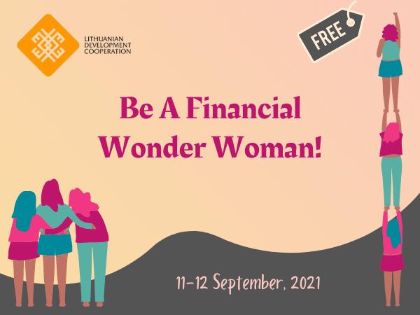 Be A Financial Wonder Woman