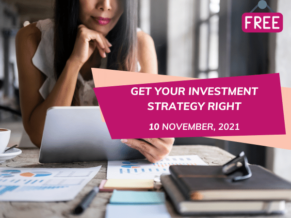 Get Your Investment Strategy Right – November Edition 1