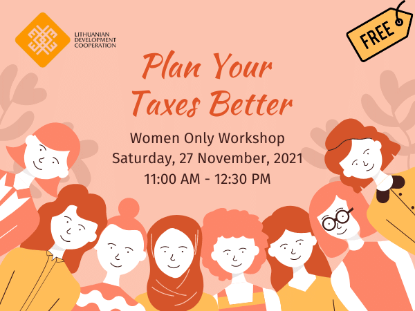 Plan Your Taxes Better – Women Only